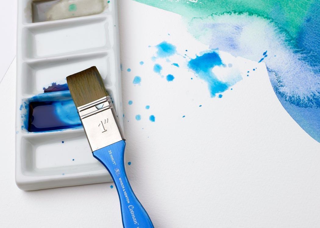 Winsor & Newton Watercolour Mediums with Kim O'Neil