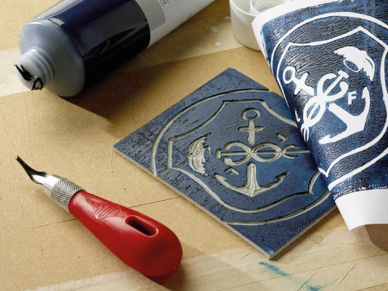 Printmaking category