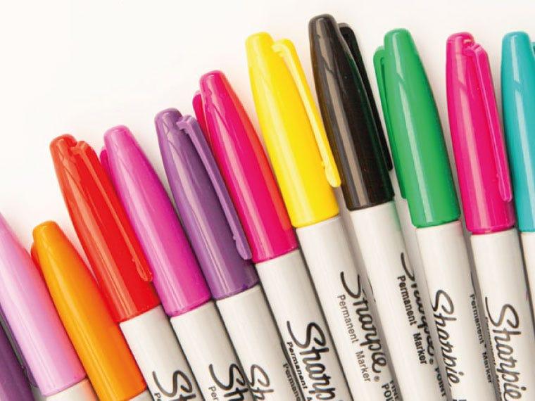 drawing marker pens