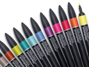 drawing marker pens marker sets