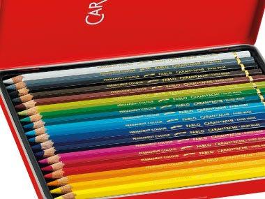 drawing pencils sets