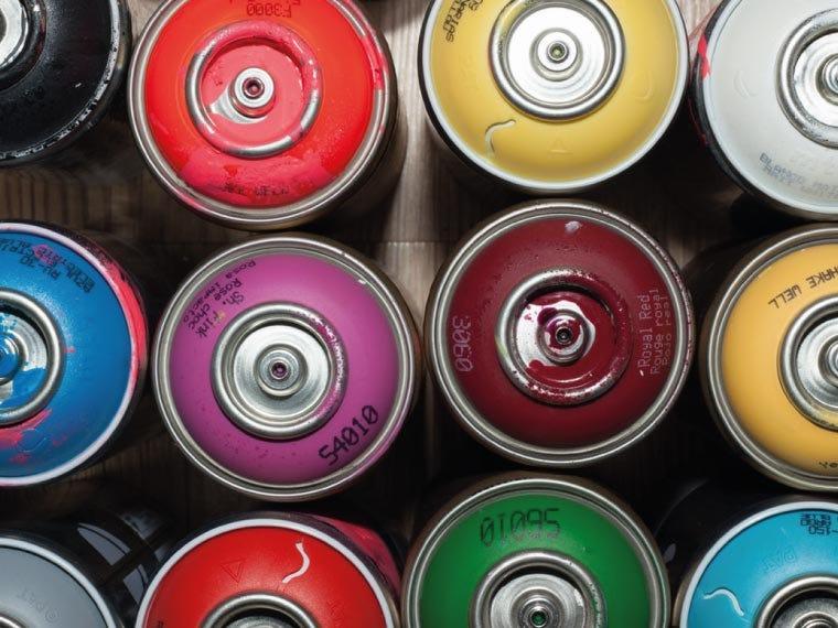 Spray Paint category