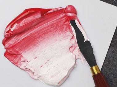 Artists Palette Knives