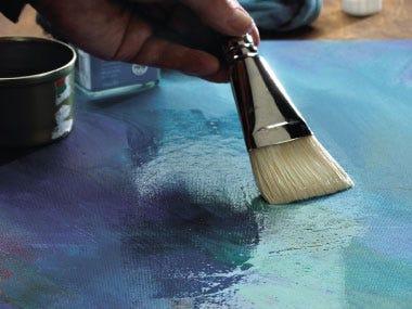 Artists Varnish