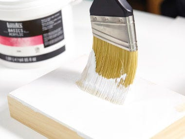 Acrylic Gesso and Ground