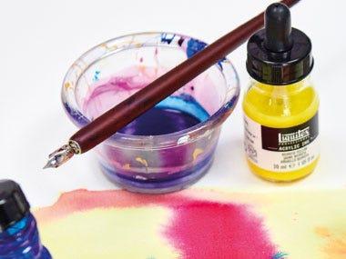 Acrylic Ink