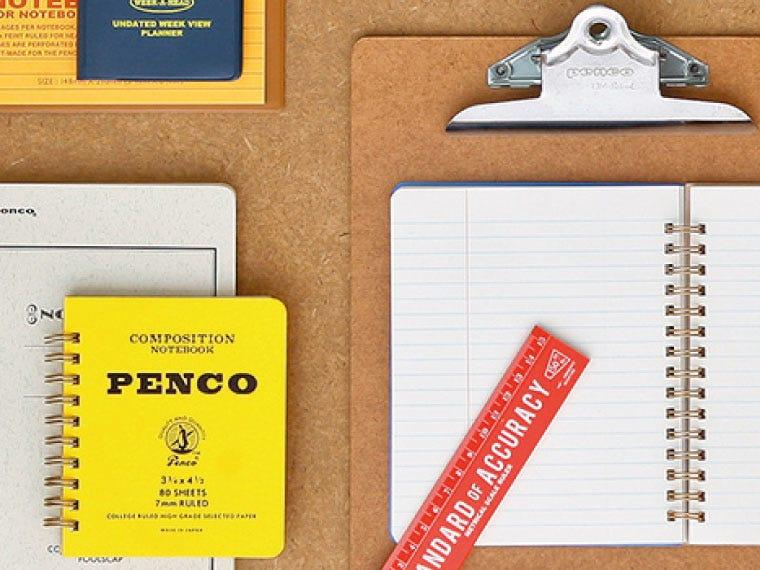 Designer Stationery category