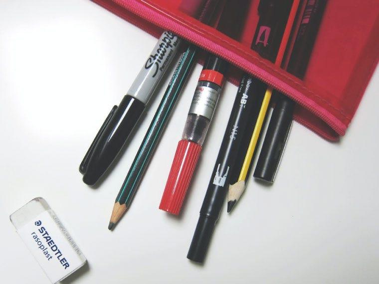 Pens & Pencils category