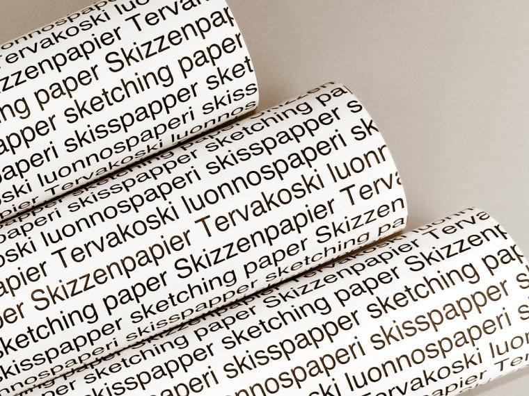 Tervakoski Detail Paper Roll